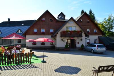 Hotel Rýdl in Harrachov