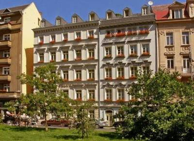 Hotel Salve in Karlsbad