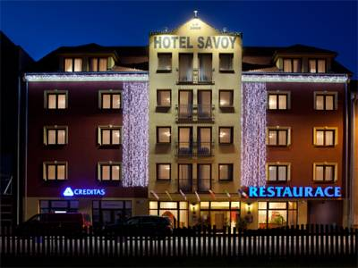 Hotel Savoy in Budweis