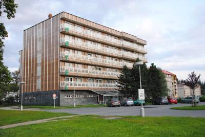 Hotel Slezan in Bruntál