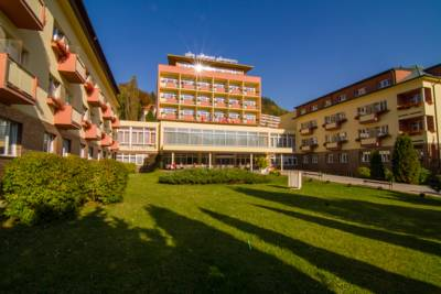 Hotel Spa Resort Sanssouci in Karlsbad