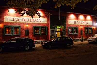 Hotel & Steak House La Bodega in Frýdek-Místek