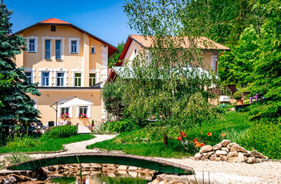 Hotel SwissHouse Apartments & Spa in Marienbad