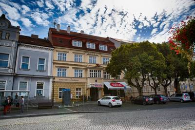 Hotel Vavrinec in Roudnice nad Labem