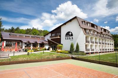 Hotel Vega in Luhačovice