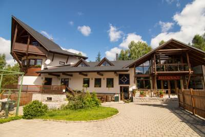 Hotel Venus in Harrachov