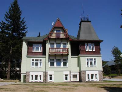Hotel Villa Golden in Harrachov