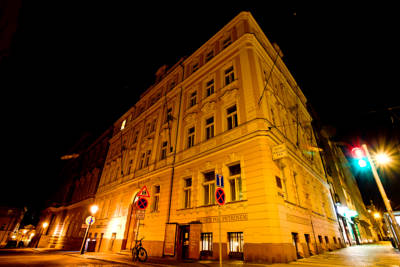 Hotel William in Prag