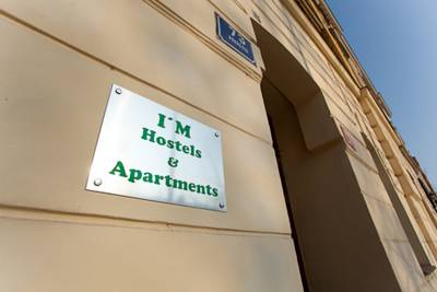I'M Hostels & Apartments in Prag