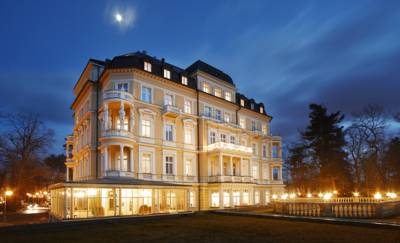 Imperial Spa & Kurhotel in Franzensbad