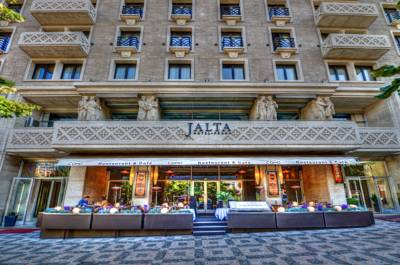 Jalta Boutique Hotel in Prag