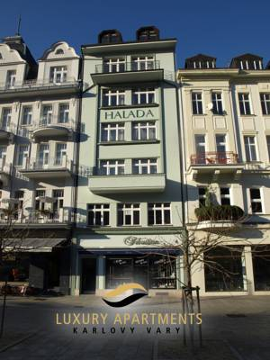 Karlovy Vary Luxury Apartments in Karlsbad