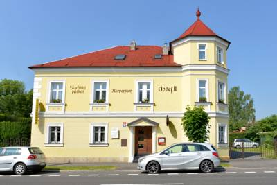 Lazensky Pension Josef in Franzensbad