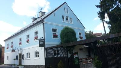 Liebenstein Restaurant Pension in Libá