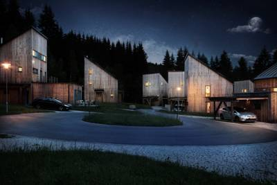 Naturapark Resort in Harrachov