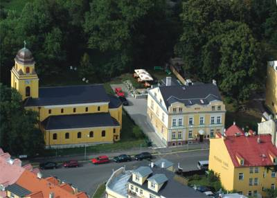 Pension Abbazia in Franzensbad