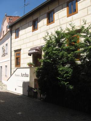 Pension Archa in Znojmo