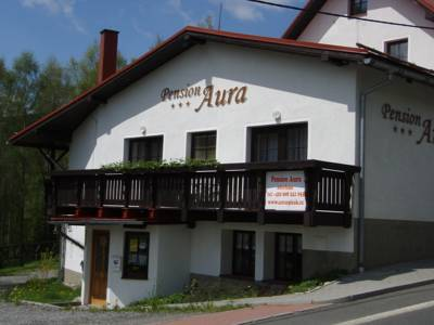 Pension Aura in Železná Ruda