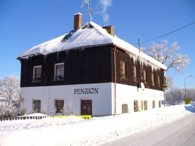Pension Bakalář in Frymburk