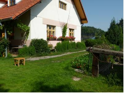 Pension Farma Zahradnice in Olbramovice Ves