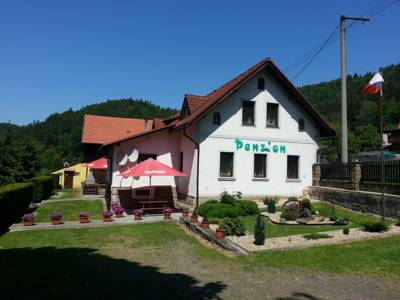 Pension Formanka in Železný Brod