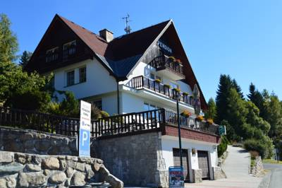 Pension Fuka in Spindlermühle