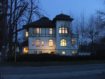 Pension Habermannova Vila in Bludov