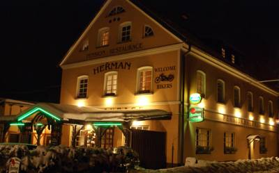 Pension Herman in Rudník