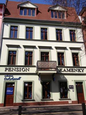 Pension Kamenky in Teplitz