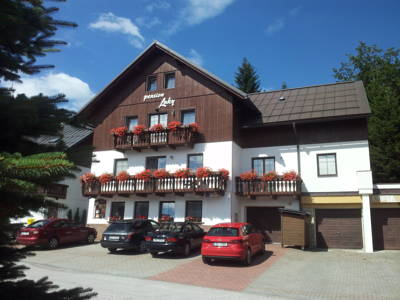 Pension Luky in Spindlermühle
