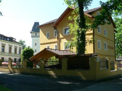 Pension Miltom in Budweis