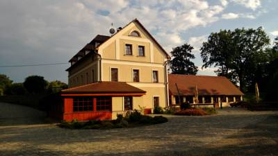 Pension Mlyn Stare Mitrovice in Sedlec Prcice