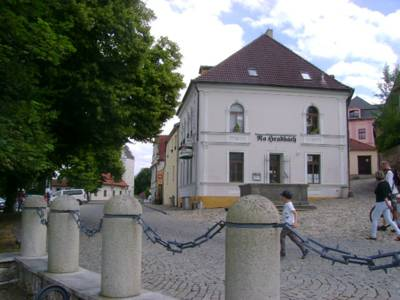 Pension Na Hradbach in Tábor