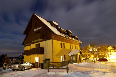 Pension Schneeberg in Gottesgab