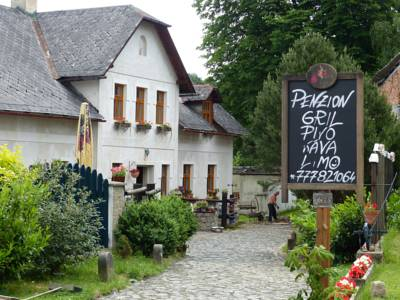 Pension Sucháč in Osečná