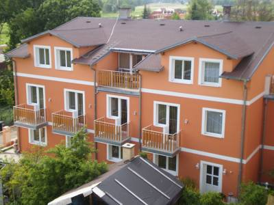 Pension Three in Franzensbad