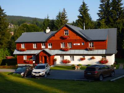 Pension U Beranů in Harrachov