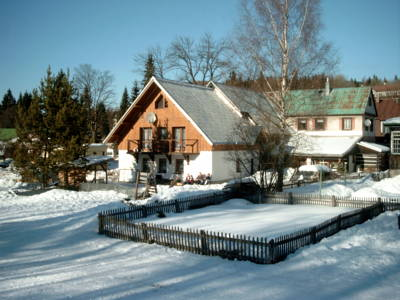 Pension U Krtka in Harrachov
