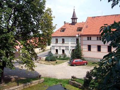 Pension U Sv. Prokopa in Středokluky