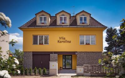 Pension Vila Karolina in Hodonín