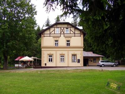 Pension Villa Berolina in Marienbad