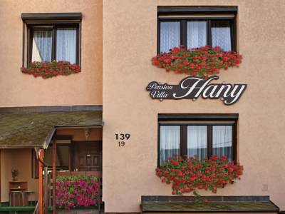 Pension Villa Hany in Marienbad