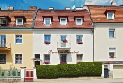 Pension Rossini in Franzensbad