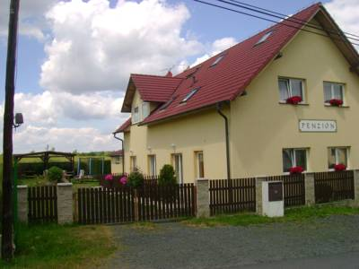 Pension Žírovice in Franzensbad