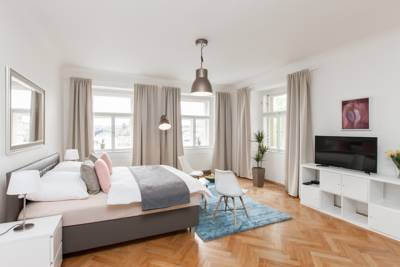 Prague Center Apartments in Prag