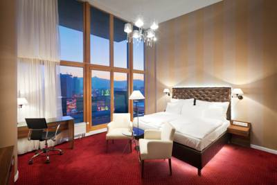 Pytloun City Boutique Hotel in Liberec