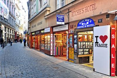 Ritchie's Hostel & Hotel in Prag