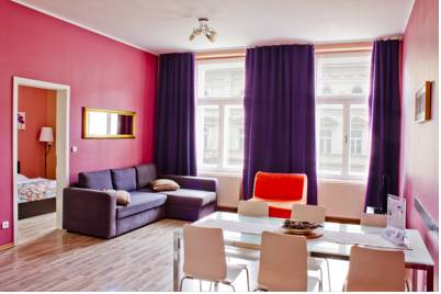 Royal Bellezza Apartments in Prag