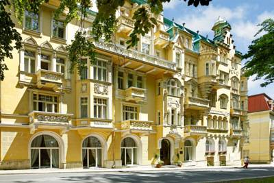Spa Hotel Svoboda in Marienbad