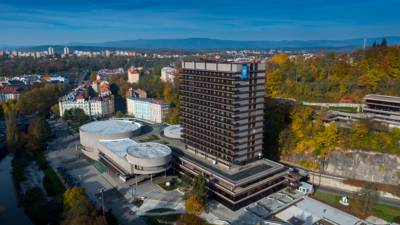 Spa Hotel Thermal in Karlsbad